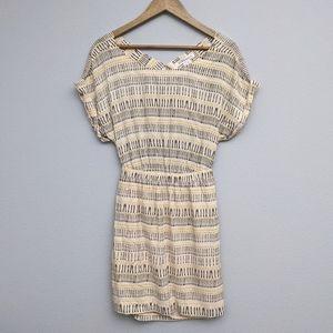 BCBGeneration Cut Out Back Tunic Dress XS